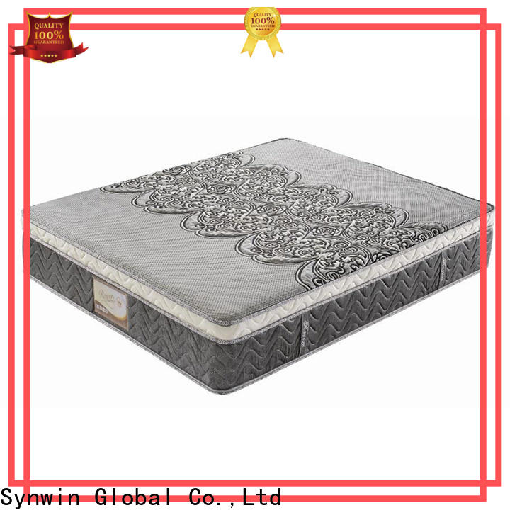 Synwin compress pocket hotel type mattress full size fast delivery