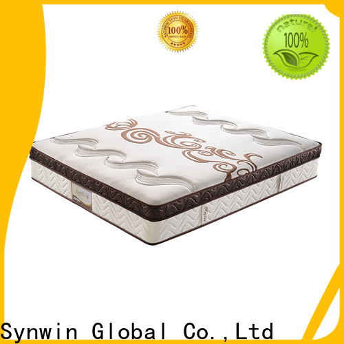 customized spring mattress making knitted fabric high density