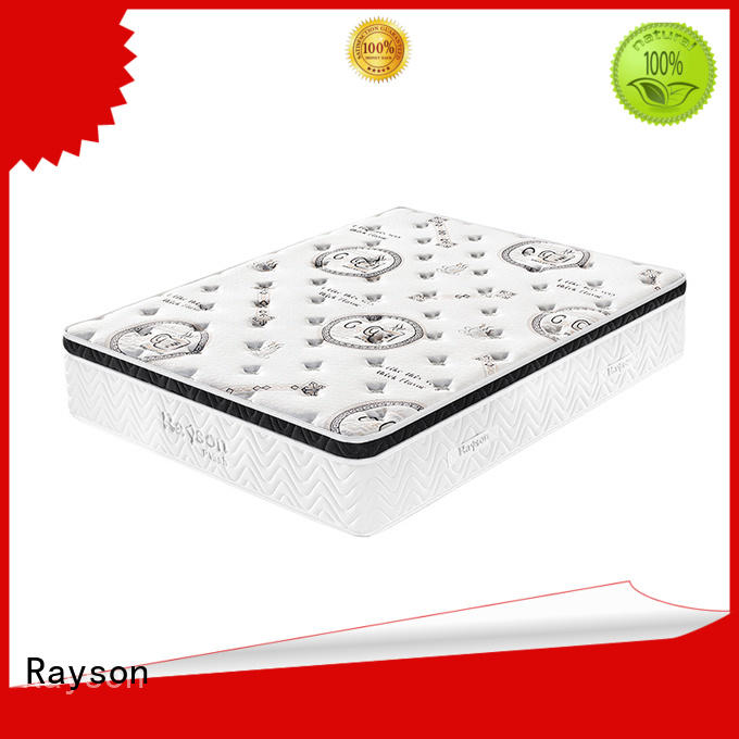 foam top koil rsbpt luxury hotel collection mattress Rayson Brand