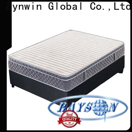 wholesale double bed roll up mattress quality assured factory outlet