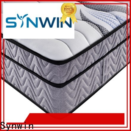 Synwin 5 star hotel mattress brands comfortable manufacturing