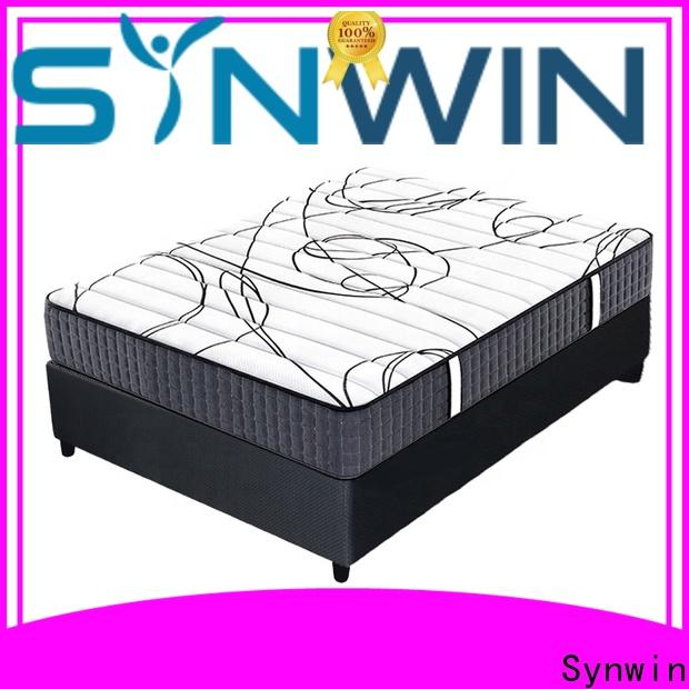 Synwin bespoke mattresses online us standard for bedroom