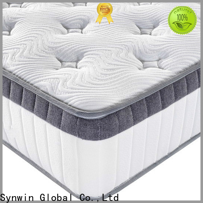 popular best mattresses for hotels oem & odm for sound sleep