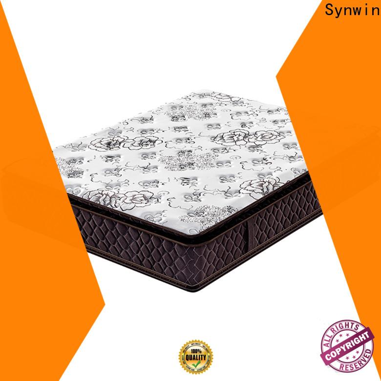 Synwin oem & odm dual spring memory foam mattress us standard