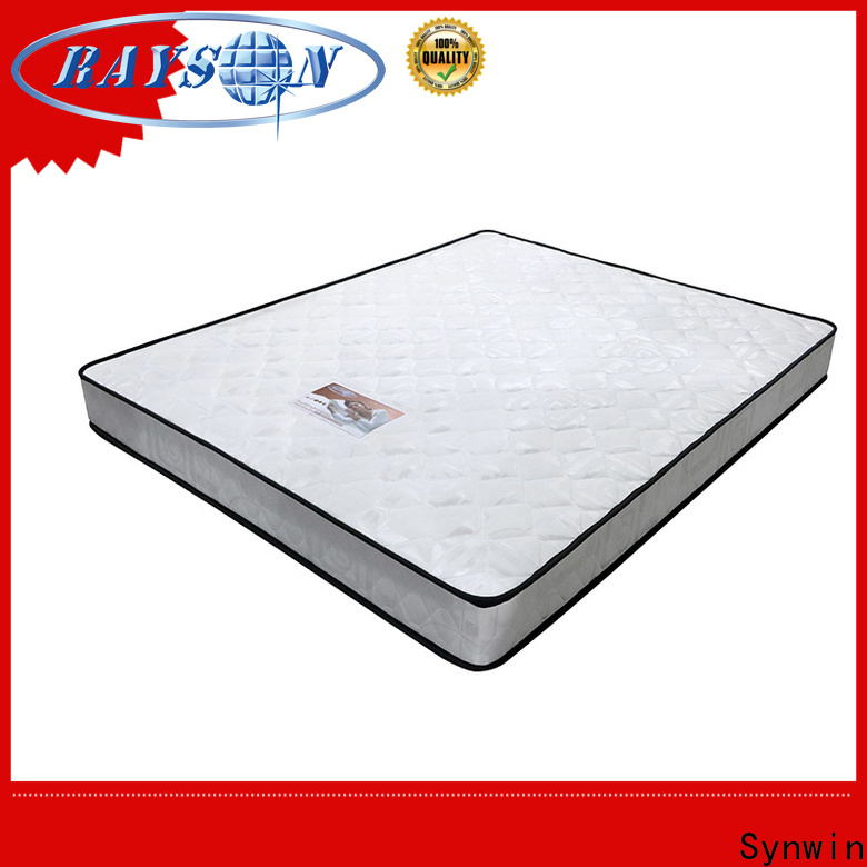 Synwin non toxic mattress factory price with coil