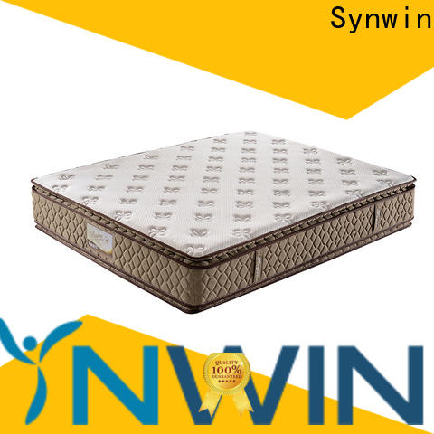 Synwin 5 star hotel mattress customized bulk order