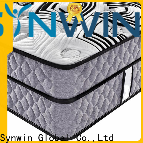 chic design bed mattress used in hotels competitive factory price for sound sleep