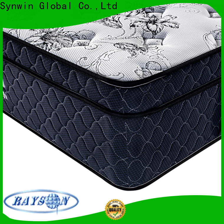 Synwin best hotel mattress for home oem & odm