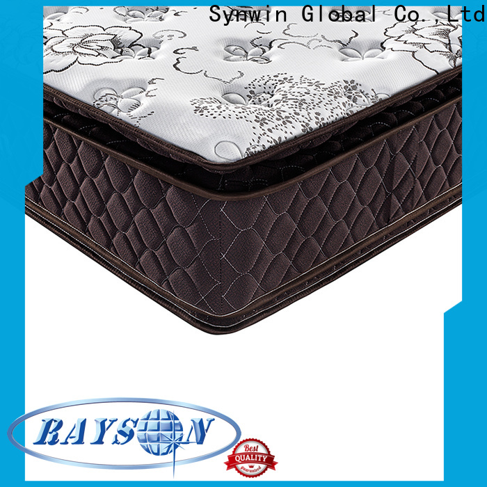 chic design holiday inn mattress brand oem & odm manufacturing