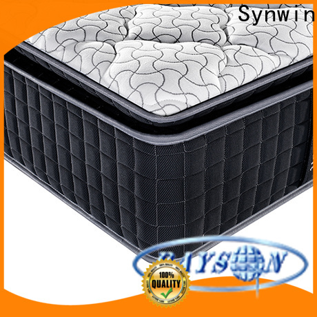 Synwin best hotel mattress for side sleepers competitive factory price manufacturing