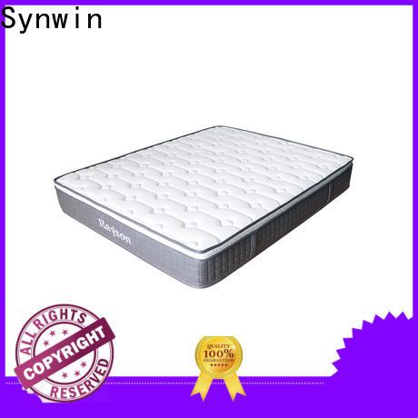 Synwin high-end mattress supplier best sleep