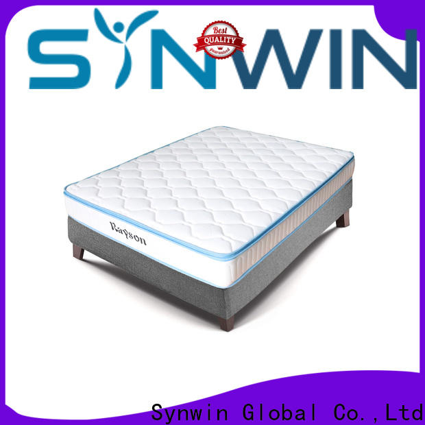 Synwin professional king size mattress rolled up quality assured oem & odm