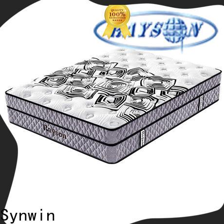 Synwin latex 5 star hotel mattress brand customized for sleep