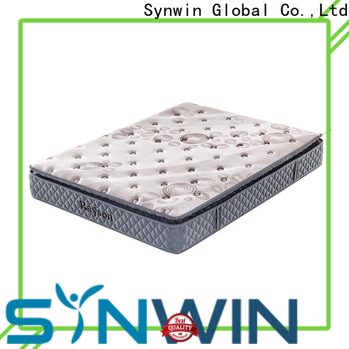 Synwin high-end spring mattress king size price cool feeling with coil