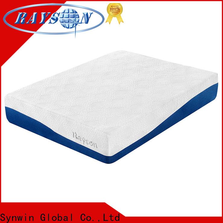 chic design foam mattress manufacturing process free design for sound sleep