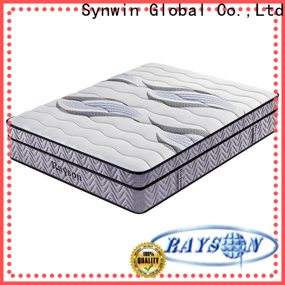 Synwin available 5 star hotel mattress brand customized for sleep