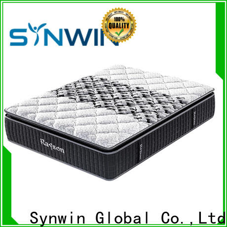 Synwin memory foam five star hotel mattress innerspring at discount