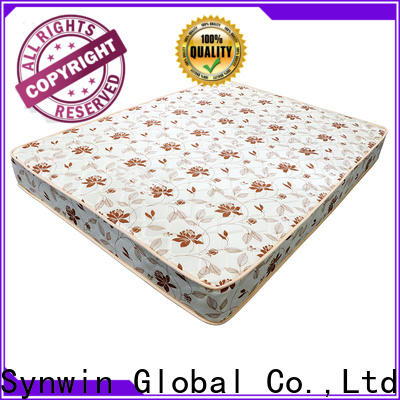 Synwin experienced spring and memory foam mattress compressed high-quality