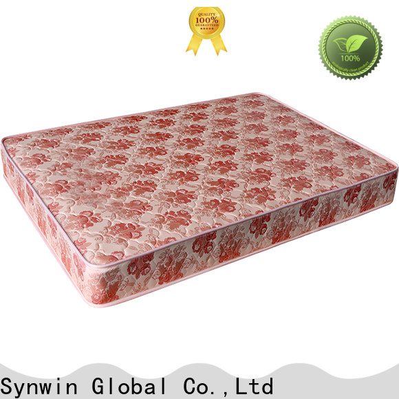 Synwin continuous coil spring mattress compressed for star hotel