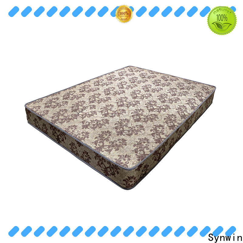 double side continuous sprung mattress vacuum high-quality