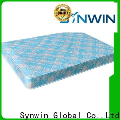 Synwin experienced best continuous coil mattress compressed for star hotel