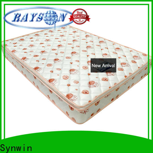 Synwin double side coil sprung mattress cheapest for star hotel