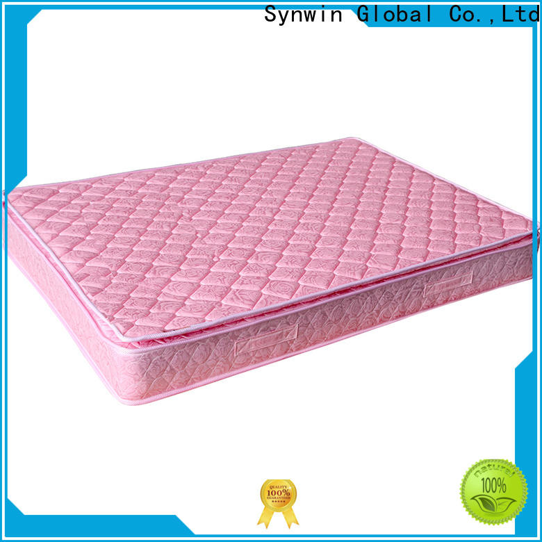 Synwin experienced coil sprung mattress cheapest for star hotel