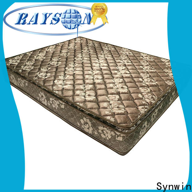 Synwin experienced best continuous coil mattress vacuum high-quality
