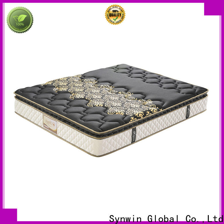 top brand best spring mattress for side sleepers factory price sound sleep