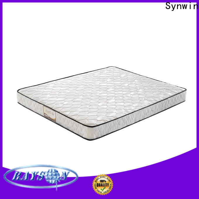 Synwin comfortable best spring mattresses 2018 custom for star hotel