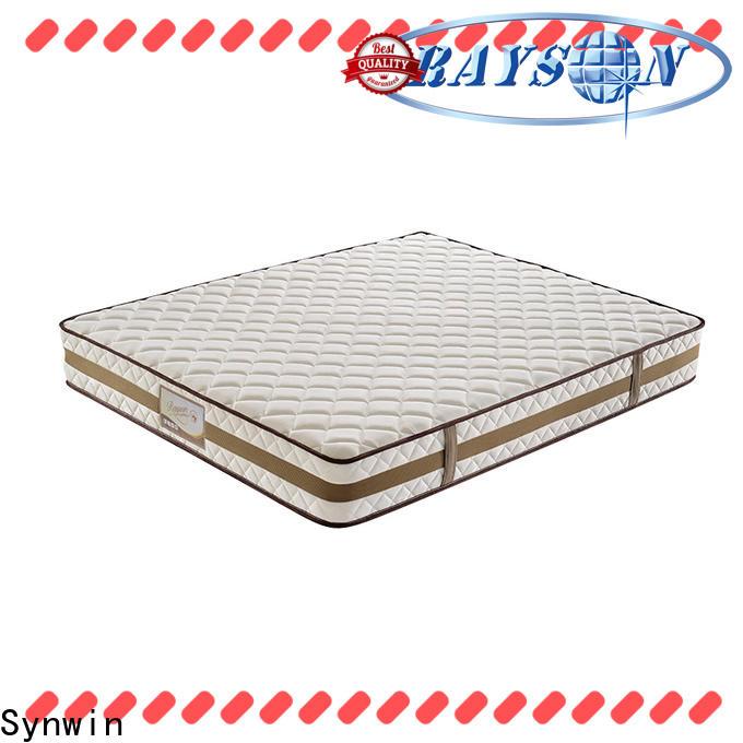 Synwin best spring mattress online knitted fabric light-weight