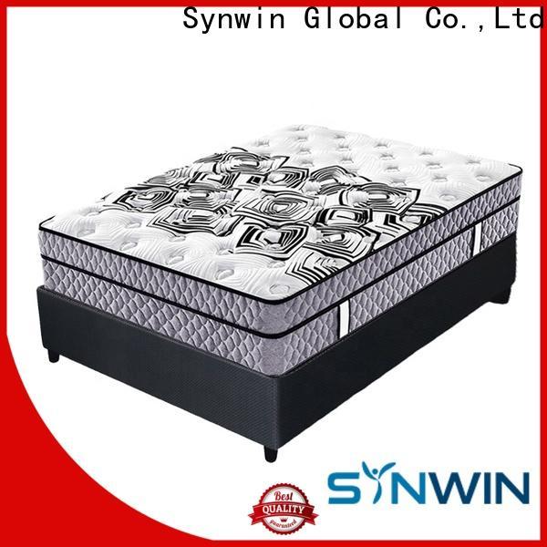 Synwin customized memory bonnell sprung mattress oem & odm bulk supplies