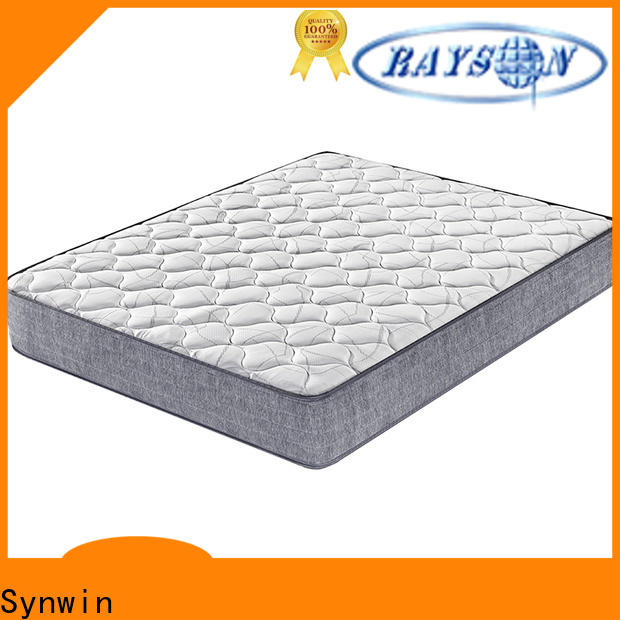 Synwin roll up latex mattress silent mode factory outlet