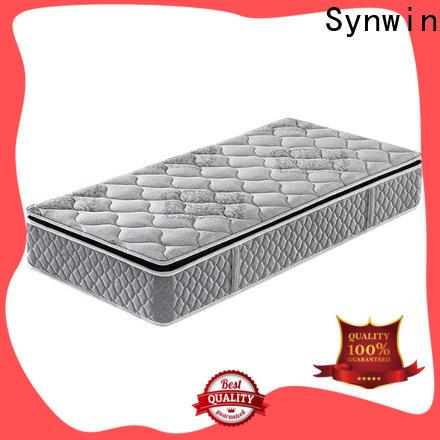 Synwin mattress firm mattress sets hot-sale for hotel