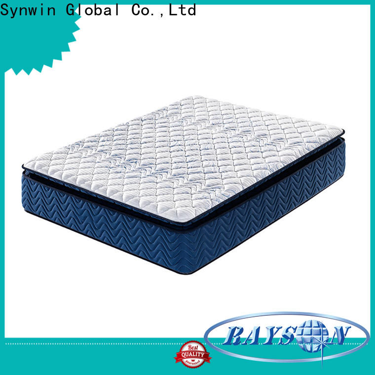 Synwin luxury collection mattress comfortable manufacturing