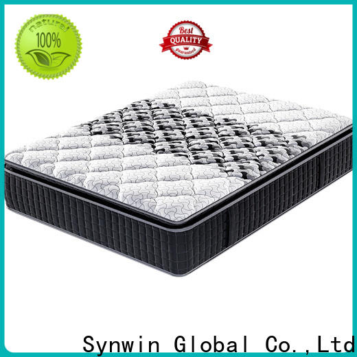 Synwin wholesale standard queen size mattress cost-effective for hotel