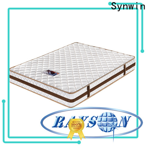 Synwin best innerspring mattress brands wholesale for hotel