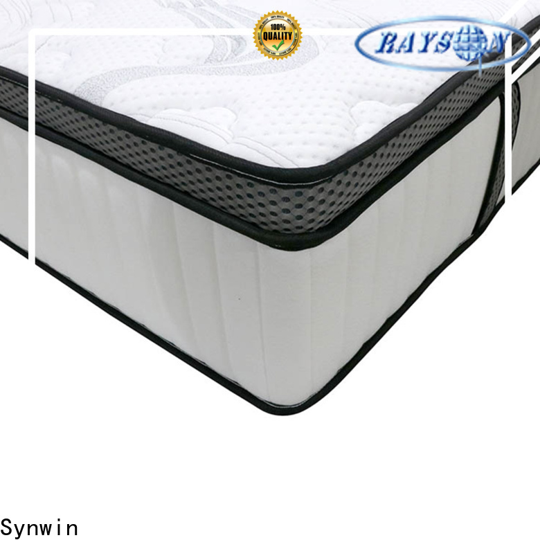 Synwin chic design hospitality mattresses oem & odm manufacturing