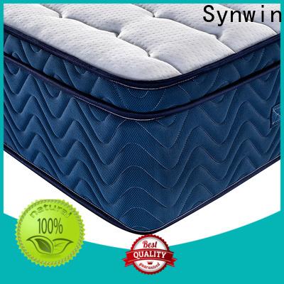 Synwin chic design hotel firm mattress wholesale best sleep
