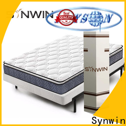 Synwin comfortable roll up foam mattress manufacturer with pillow