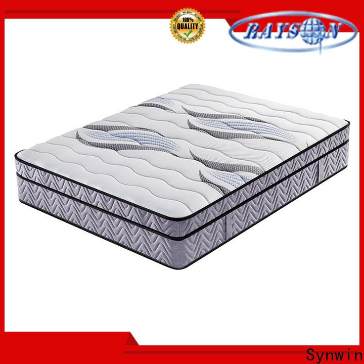Synwin hotel living mattress supplier best sleep