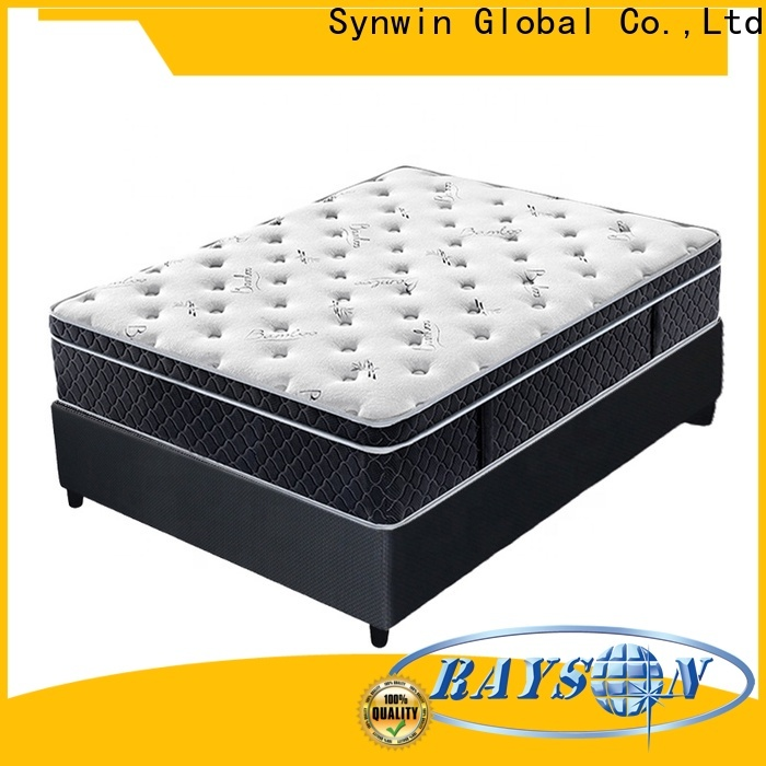 Synwin fast delivery top rated mattress manufacturers manufacturer customization