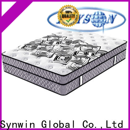 Synwin wholesale spring mattress manufacturing company us standard for bedroom