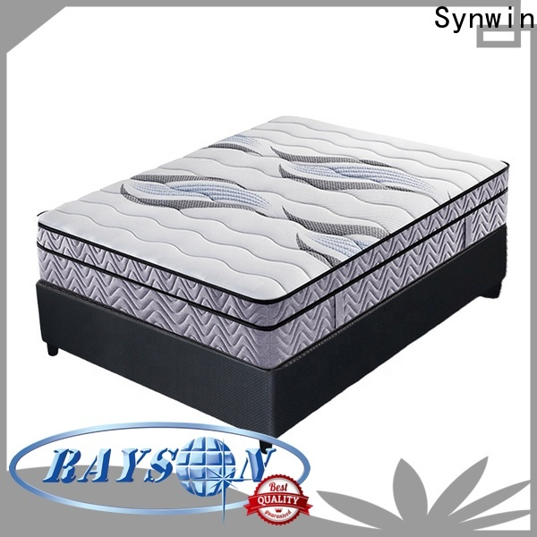 Synwin mattresses wholesale supplies manufacturers us standard for bedroom
