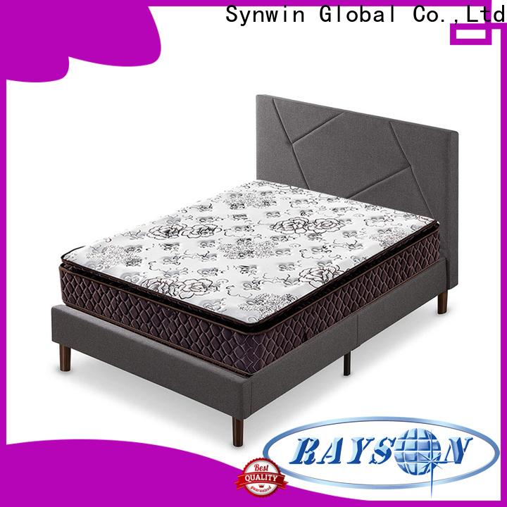 Synwin tight top top mattress companies 2018 supplier bespoke service