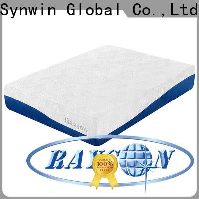 Synwin oem & odm custom memory foam mattress bulk order for bed