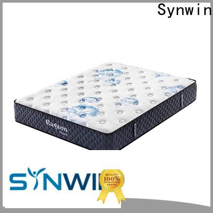 Synwin best gel memory foam mattress free delivery for sound sleep