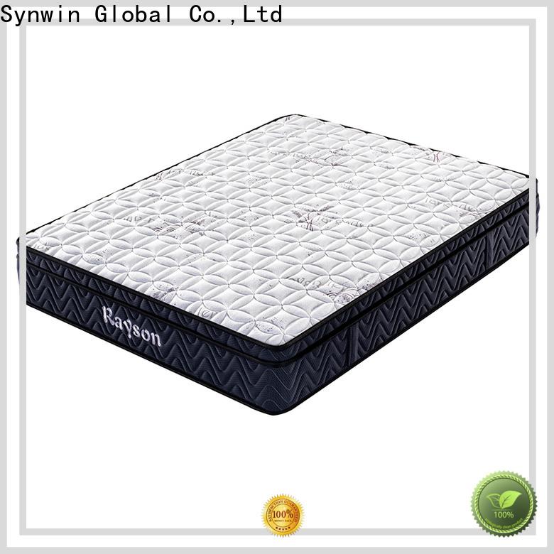 Synwin hotel style mattress chic sleep room