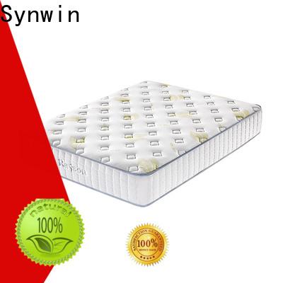 Synwin best innerspring mattress 2019 factory light-weight