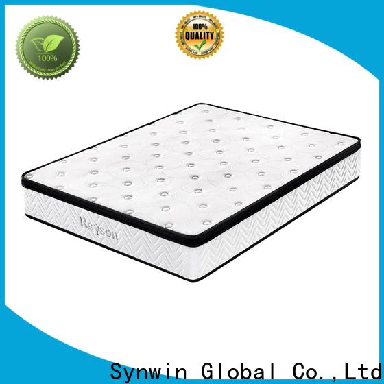 Synwin customized best mattress website supplier high density